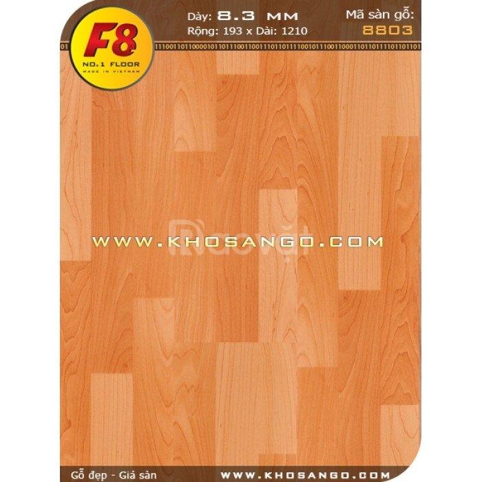 Thanh lý sàn gỗ công nghiệp giá rẻ tại TpHCM