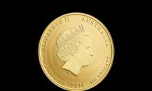Bộ tiền xu Úc con khỉ (mạ vàng mạ bạc)