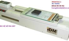 Máy đo hệ số ma sát COF