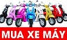 Mua xe môtô, xe số, tay ga, tay côn các hãng - Giá cao