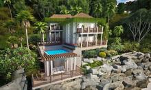 Biệt thự cao cấp 2 mặt biển Phú Quốc - 0965679222
