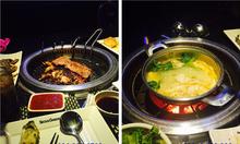 Bếp lẩu nướng không khói Hàn Quốc