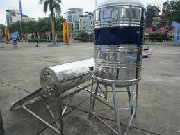 Gia công bồn nước, bồn xăng dầu