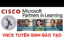 VNCS đào tạo chứng chỉ CNTT Cisco CCNA nâng cao