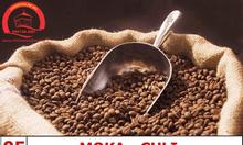 Cà phê Moka-Culi 05 vị đắng sâu cho ly cà phê sữa