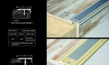 Nẹp trang trí - nẹp chống trơn - mũi bậc cầu thang