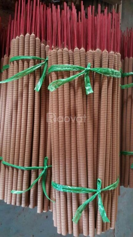 phân phối hương nhang đốt trong đình chùa miếu mạo