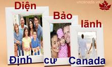 Định cư Canada diện bảo lãnh