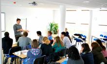 Lớp tiếng Anh với người Mỹ cho học sinh tiểu học