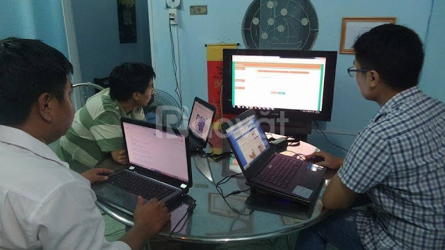 Khóa học Thiết kế Web tại Bình Dương