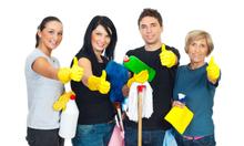 Dịch vụ vệ sinh nhà cửa, vệ sinh văn phòng