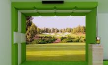 Bán golf simulator