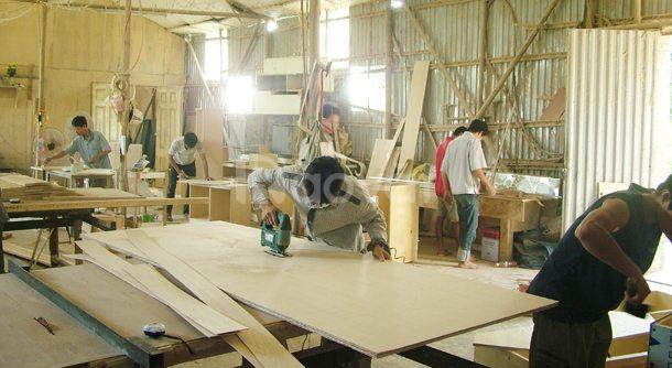 Sửa chữa đồ gỗ Quận Tân Phú, TPHCM