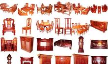 Sơn lại, sơn mới bàn, ghế, giường, tủ, cầu thang