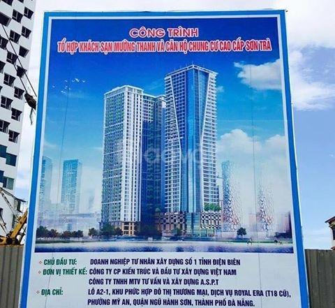 Bán căn hộ chung cư Mường Thanh, Sơn Trà, Đà Nẵng