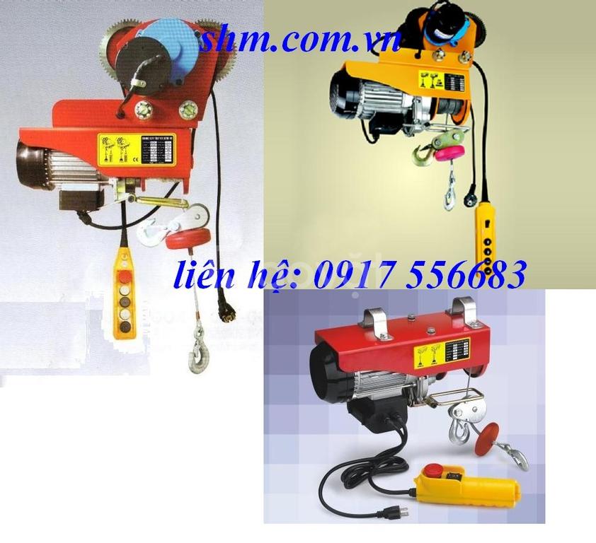 Tời điện mini PA200, PA400, PA600, PA800, PA990