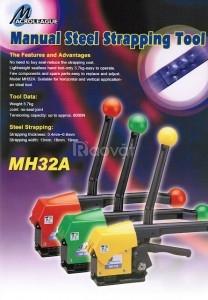 Kìm xiết rút đóng đai thép cầm tay 3 trong 1 MH32A