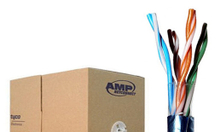 Cáp mạng Cat5, cat6 AMP, UTP/FTP, Hàn cáp giá rẻ