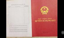 Bán nhà và đất Mặt Tiền Hùng Vương-QL1A Hậu Giang