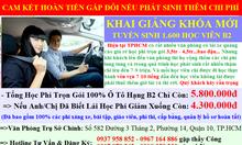 Học lái xe ôtô 4-7 chỗ giá rẻ TpHCM