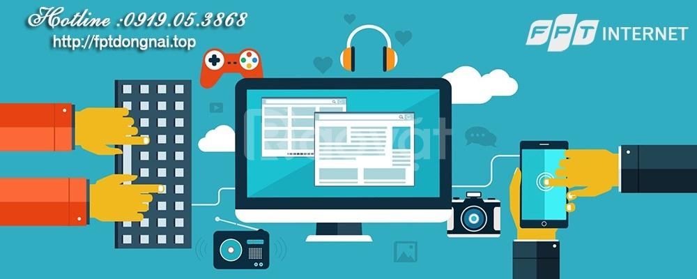 FPT Đồng Nai - Lắp đặt Internet FPT giá rẻ