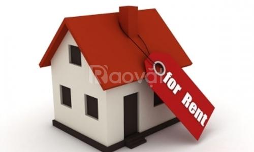 Cho thuê nhà riêng gần đường Ngọc Hồi