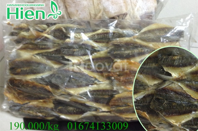 Cá chỉ vàng Quảng Ninh