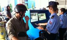 Tuyển Nam - Nữ quẹt thẻ xe, thu ngân siêu thị