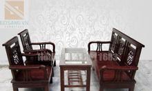 Bàn ghế gỗ Salon gỗ tự nhiên rẻ nhất toàn quốc