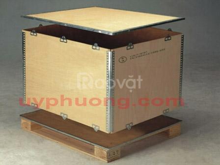 Công ty Sản xuất Pallet gỗ công nghiệp