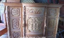 Tủ thờ, bằng gỗ mít ,gỗ gụ, gỗ cẩm lai, đẹp