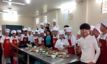 Tuyển sinh trung cấp nấu ăn, cao đẳng nấu ăn