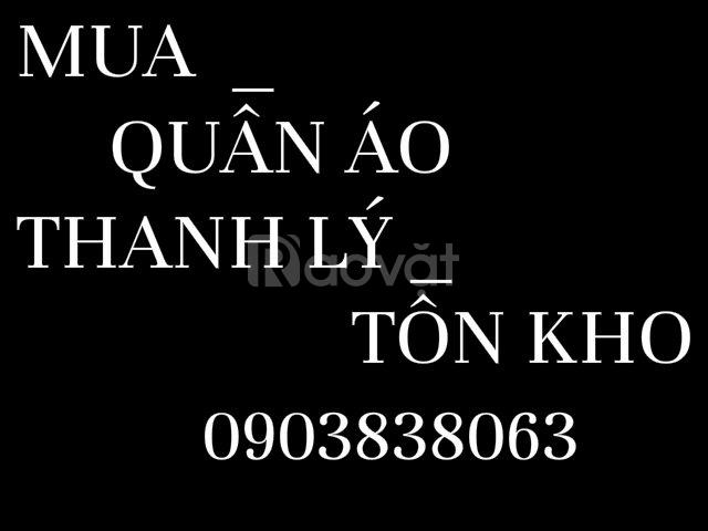 Mua quần áo thanh lý tại TPHCM - LH: 0903838063