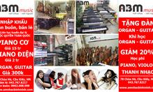 Dạy Piano, Organ, Guitar, Violon, Thanh Nhạc