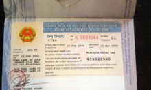 Gia hạn Visa Việt Nam, công văn nhập cảnh Việt Nam