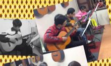 Lớp học Guitar ở Hà Nôi