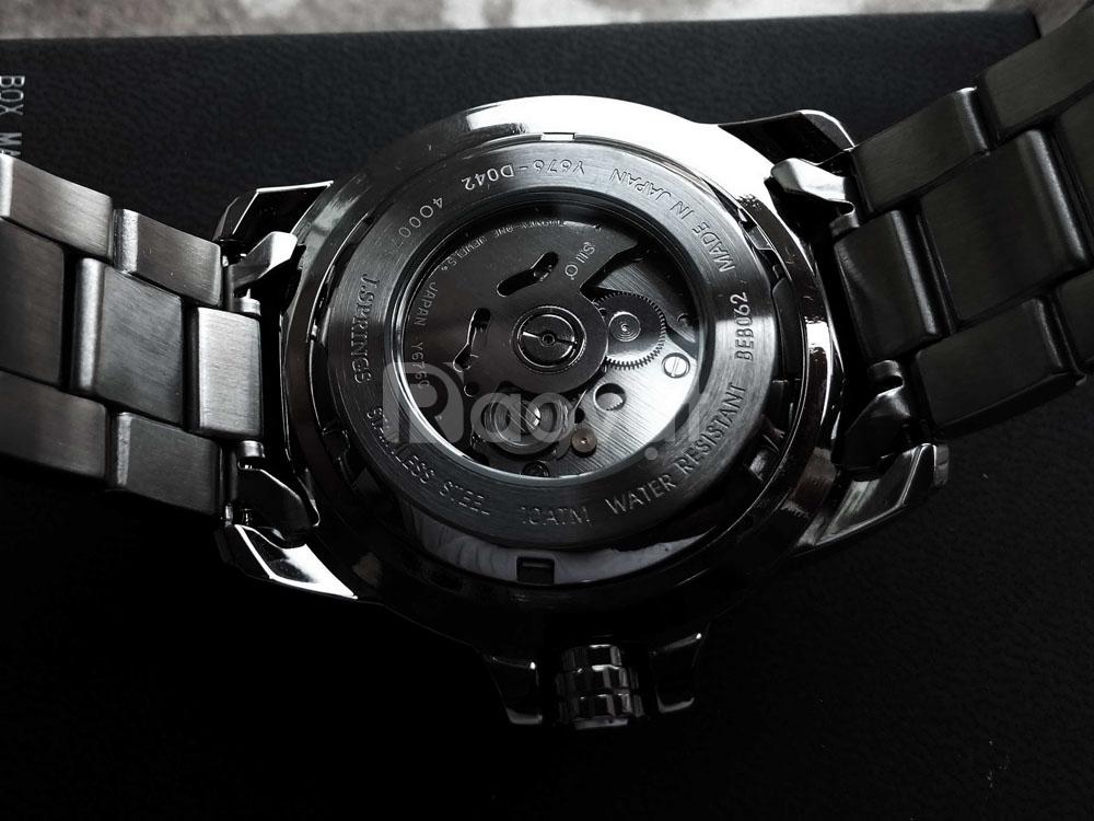 Đồng hồ hàng hiệu J.Spring xách tay made-in Japan