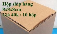 www.lamhopgiaycarton.com làm hộp giấy số lượng ít