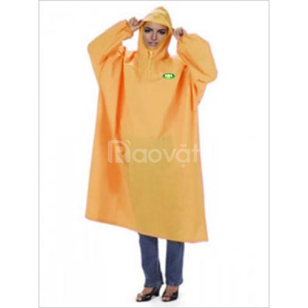 áo mưa giá rẻ, áo mưa quảng cáo