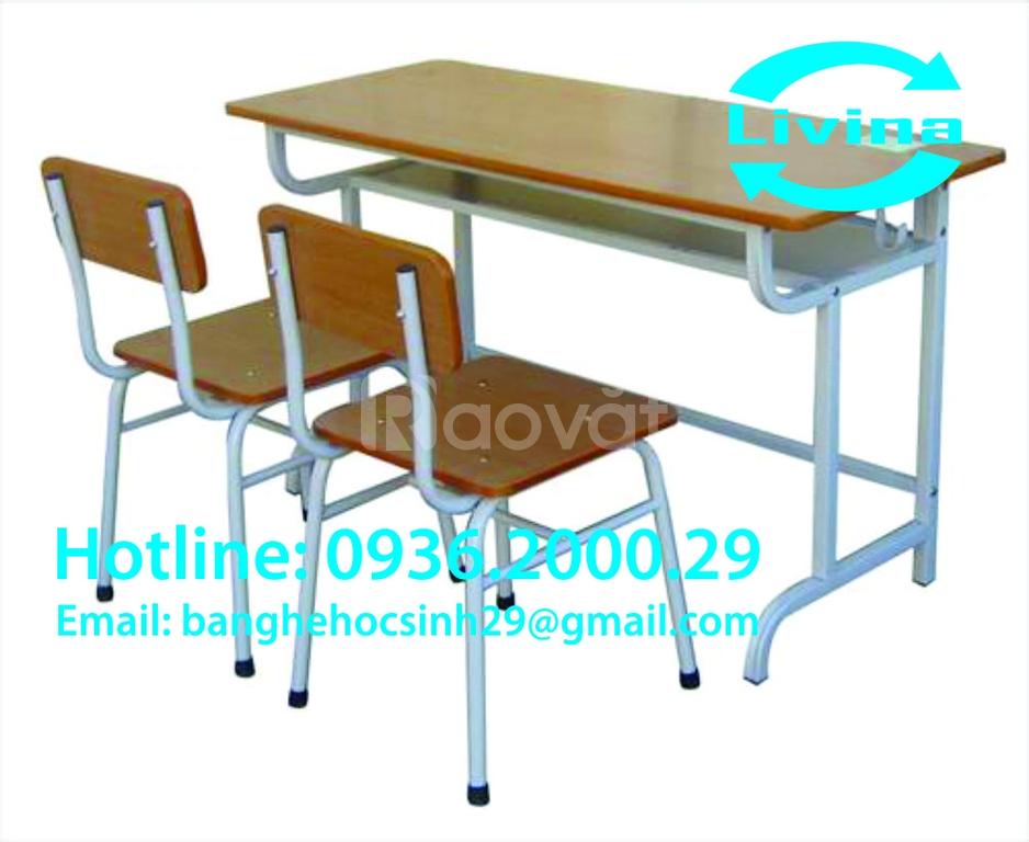 Bàn ghế học sinh, sinh viên cho trường học