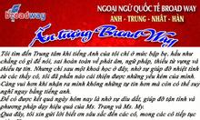 Học tiếng anh giao tiếp ở Đà Nẵng