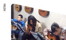 Khai Giảng lớp Guitar Hè 2016