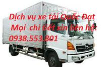 Thuê xe tải quận 1