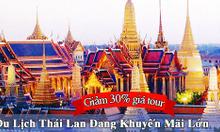 Tour du lịch Thái Lan, giá rẻ