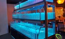 Bể nuôi thủy hải sản nhà hàng