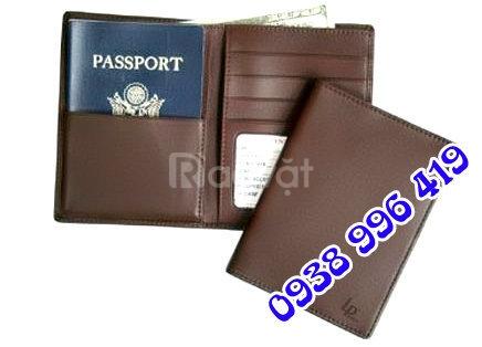 Xưởng làm ví đựng visa, bìa da, bìa simili