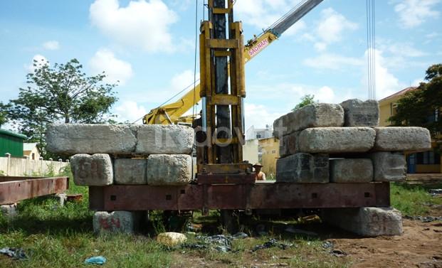 Bán máy ép cọc bê tông 150 tấn