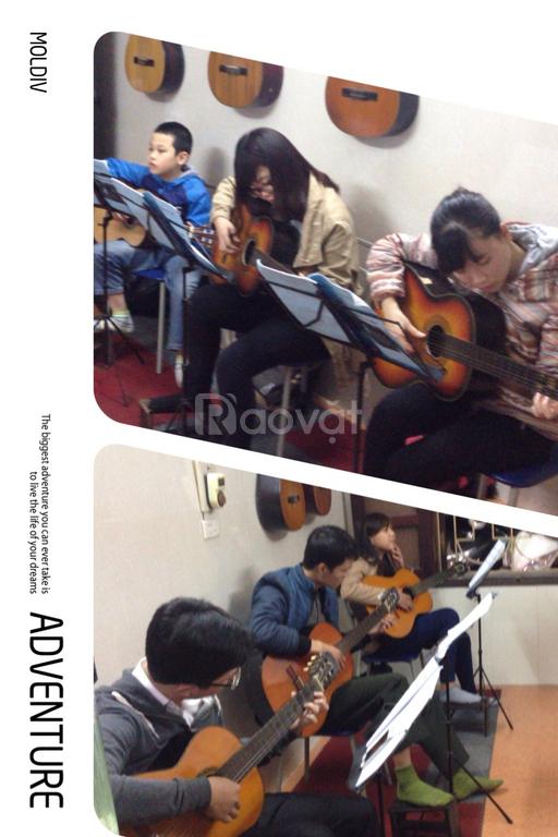 Dạy Guitar Hè - phố Vũ tông Phan