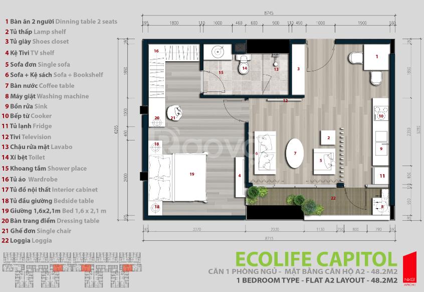 HOT! Lễ khai trương căn hộ mẫu Ecolife Capitol