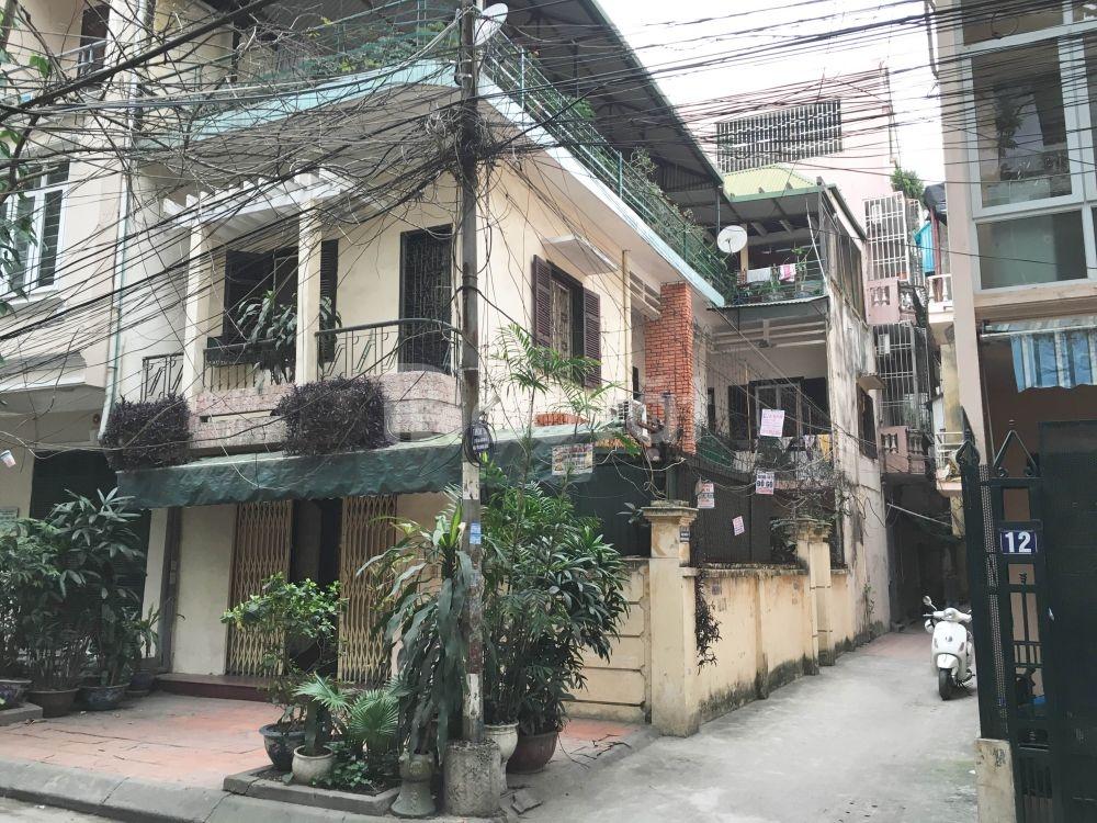 Cho thuê cửa hàng KV Nguyễn Lương Bằng, Hoàng Cầu
